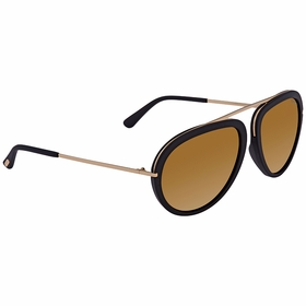 Tom Ford FT0452-02G Stacy   Sunglasses
