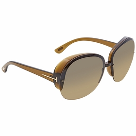 Tom Ford FT0458 96P  Ladies  Sunglasses