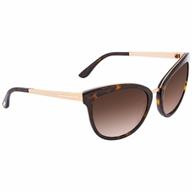 Tom Ford FT0461-52G Emma   Sunglasses