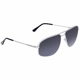 Tom Ford FT0467-17W Justin   Sunglasses
