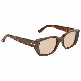 Tom Ford FT0492 52E  Ladies  Sunglasses