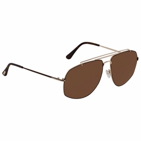Tom Ford FT0496-28M GEORGES Mens  Sunglasses