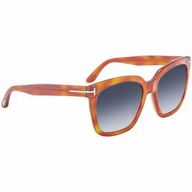 Tom Ford FT0502 53W AMARRA Ladies  Sunglasses