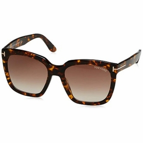 Tom Ford FT0502-F 52F 55  Ladies  Sunglasses