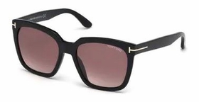 Tom Ford FT0502F-01T  Ladies  Sunglasses