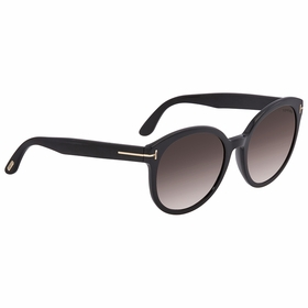 Tom Ford FT0503 01G Philippa Ladies  Sunglasses