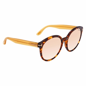 Tom Ford FT0503 52Z Philippa Ladies  Sunglasses