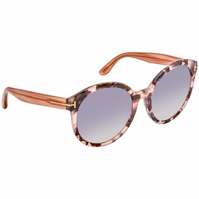 Tom Ford FT0503-56B Philippa Ladies  Sunglasses