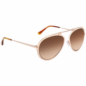 Tom Ford FT0508-28F-55 DASHEL Unisex  Sunglasses