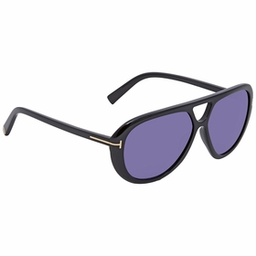 Tom Ford FT0510 01V Marley Unisex  Sunglasses