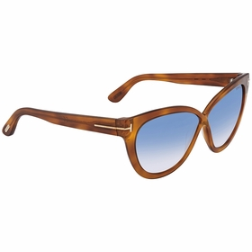 Tom Ford FT0511 53W Arabella Ladies  Sunglasses