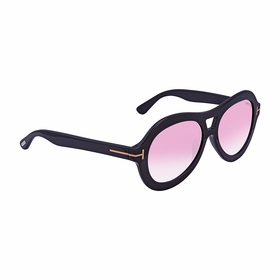 Tom Ford FT0514 01Z Isla Ladies  Sunglasses