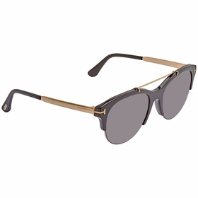Tom Ford FT0517-01A Adrenne Ladies  Sunglasses