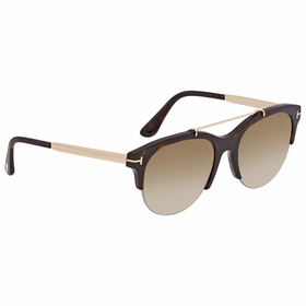 Tom Ford FT0517 52G Adrenne Ladies  Sunglasses