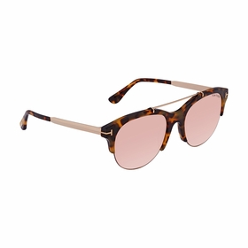 Tom Ford FT0517-56Z Adrenne Ladies  Sunglasses