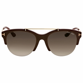 Tom Ford FT0517 69T Adrenne Mens  Sunglasses