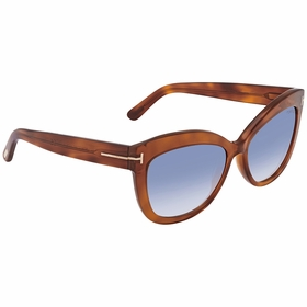 Tom Ford FT0524 53W Alistair Ladies  Sunglasses