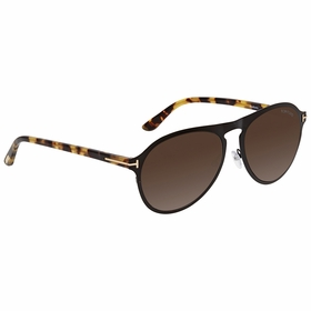 Tom Ford FT0525 01E Bradbury Mens  Sunglasses