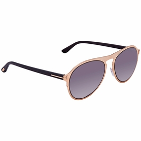 Tom Ford FT0525 28A 56 Bradbury Mens  Sunglasses
