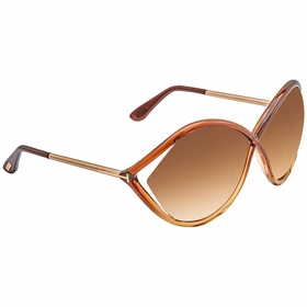 Tom Ford FT0528-50F Liora Ladies  Sunglasses