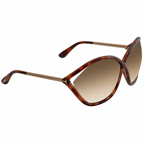 Tom Ford FT0529 53F BELLA Ladies  Sunglasses