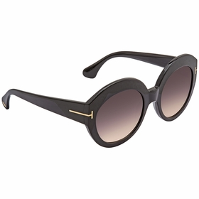 Tom Ford FT0533-01B Rachel Ladies  Sunglasses