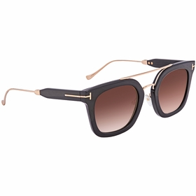 Tom Ford FT0541-01F ALEX Ladies  Sunglasses