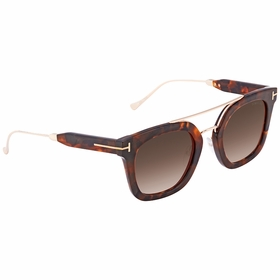 Tom Ford FT0541-55U ALEX Ladies  Sunglasses