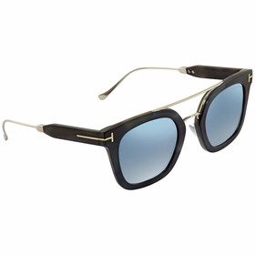 Tom Ford FT0541-56X Alex Ladies  Sunglasses