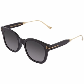Tom Ford FT0542K 01A 53    Sunglasses