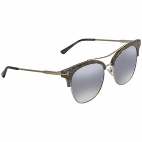 Tom Ford FT0549-K 05C 56 FT0549K Ladies  Sunglasses