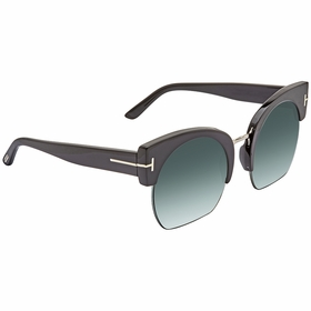 Tom Ford FT0552-01W Savannah Ladies  Sunglasses