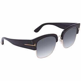 Tom Ford FT0554-01C DAKOTA Ladies  Sunglasses