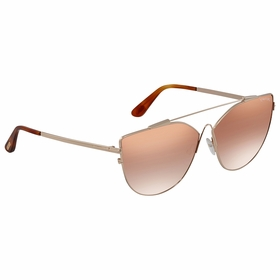 Tom Ford FT0563-28G JACQUELYN Ladies  Sunglasses