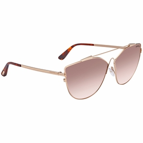 Tom Ford FT0563 33G JACQUELYN Ladies  Sunglasses