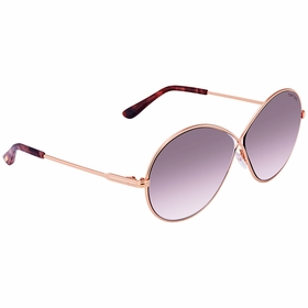 Tom Ford FT0564 28Z Rania Ladies  Sunglasses