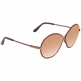 Tom Ford FT0564 48G Rania Ladies  Sunglasses