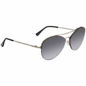 Tom Ford FT0566 18C Margaret Ladies  Sunglasses