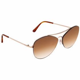 Tom Ford FT0566 28G MARGRET Ladies  Sunglasses