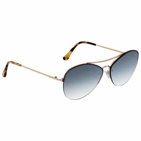 Tom Ford FT0566 28W MARGRET Ladies  Sunglasses
