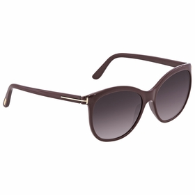 Tom Ford FT0568-69T Geraldine Ladies  Sunglasses