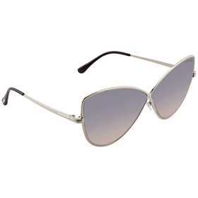 Tom Ford FT0569-16B ELISE Ladies  Sunglasses