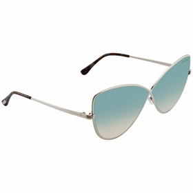 Tom Ford FT0569-16W ELISE Ladies  Sunglasses