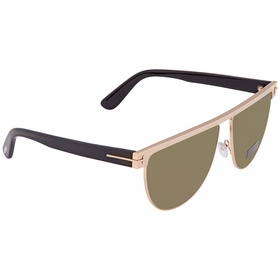 Tom Ford FT0570-28C Stephanie Ladies  Sunglasses