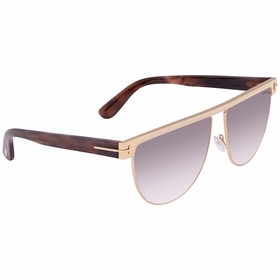 Tom Ford FT0570-28Z Stephanie Ladies  Sunglasses