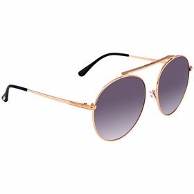 Tom Ford FT0571 28B Simone Ladies  Sunglasses