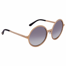 Tom Ford FT0572-28B Ava Ladies  Sunglasses