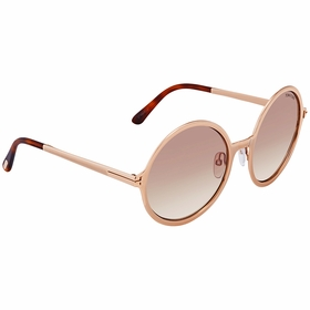 Tom Ford FT0572-28G Ava Ladies  Sunglasses