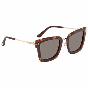 Tom Ford FT0573-55A Lara Ladies  Sunglasses