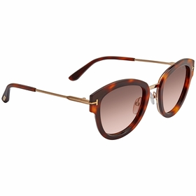 Tom Ford FT0574 52G 52 MIA Ladies  Sunglasses
